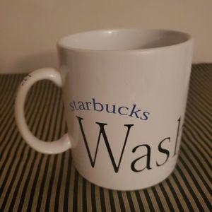 Starbucks Washington DC City Mug Collector Series